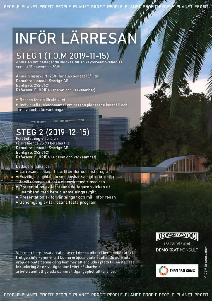Praktisk information om resan